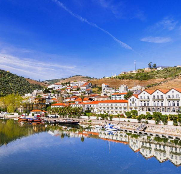 Pinhao, Douro river & vineyards