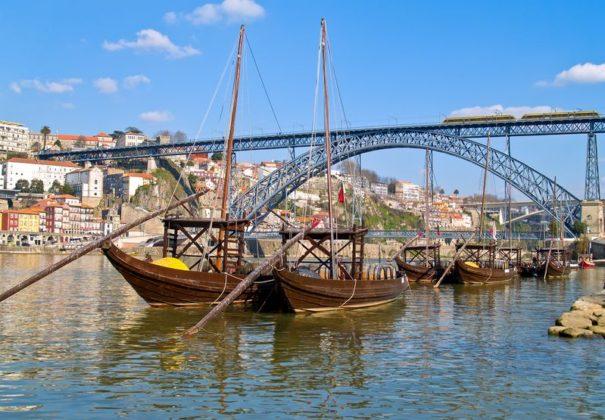 Day 7 -  Entre-os-Rios to Oporto