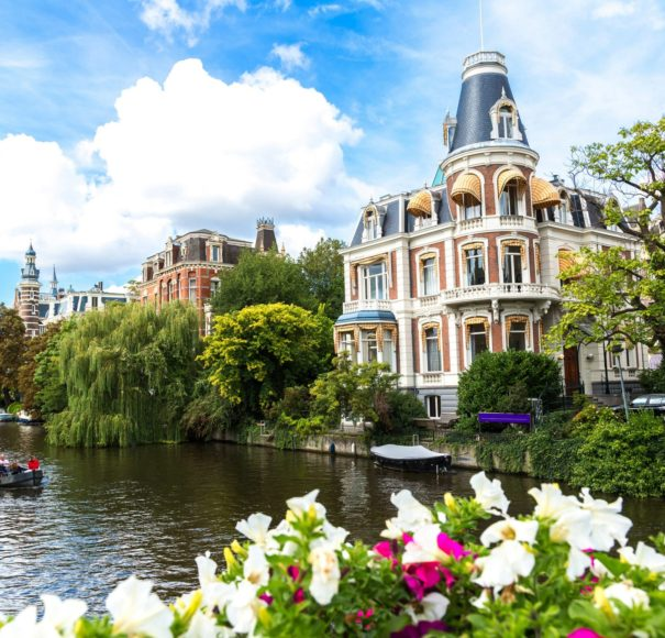 Travel Canals of Amsterdam