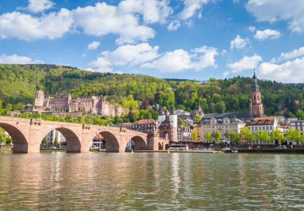 Day 5 -  Heidelberg, Germany