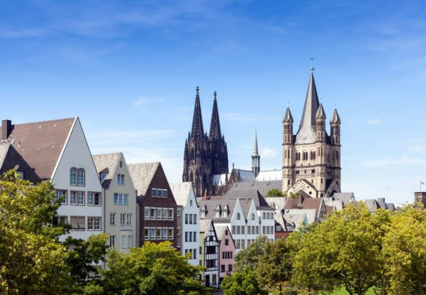 Day 13 - Cologne, Germany