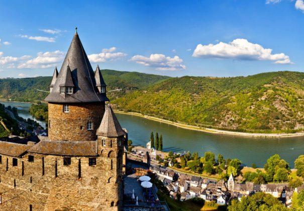 Day 4 - Boppard, cruising the Romantic Rhine River, Rüdesheim