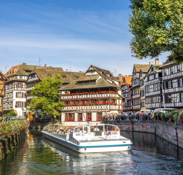 Titan Travel Rhine Strasbourg