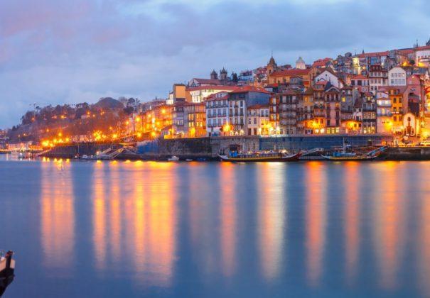 Day 9 -  Pinhão & Porto