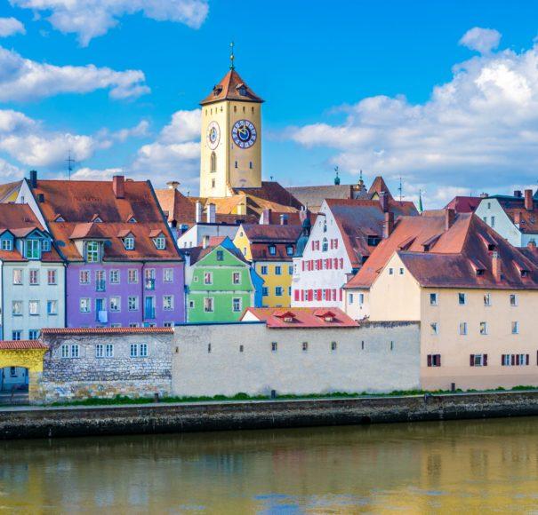 Danube - Regensburg