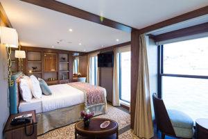 Riviera Travel Douro Elegance Deluxe Balcony Cabin