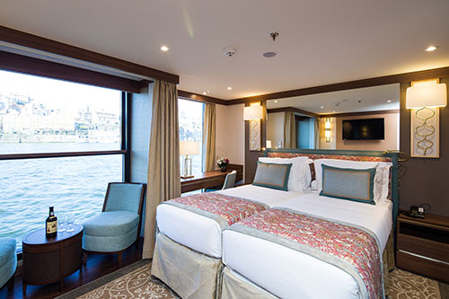 Riviera Travel Douro Elegance Superior Suite
