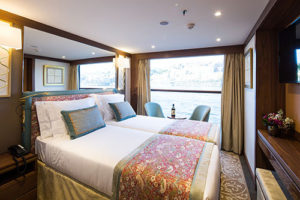 Riviera Travel Douro Elegance, Middle & Upper Deck