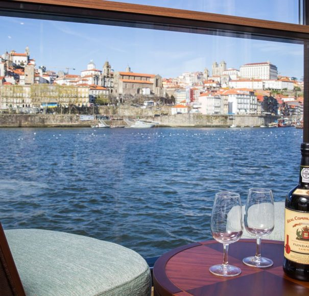 Riviera Travel Douro Splendour Porto View