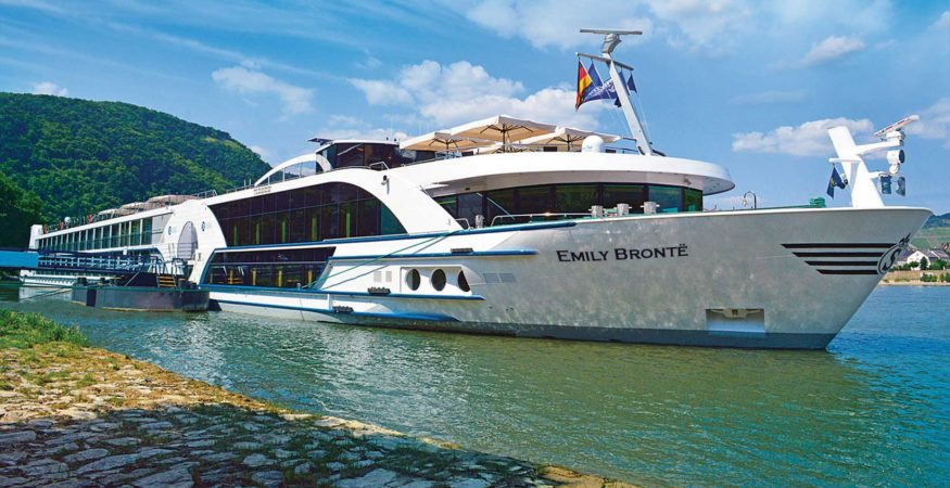 Riviera Travel Emily Brontë
