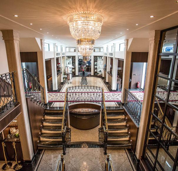 Riviera Travel Emily Bronte Atrium