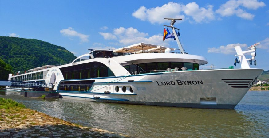 Riviera Travel Lord Byron Exterior