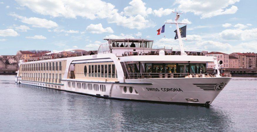 Riviera Travel Swiss Corona Exterior