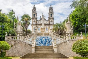 Douro - Sanctuary-of-Our-Lady-of-Remedios-in-Lamego---PortugalLowRes