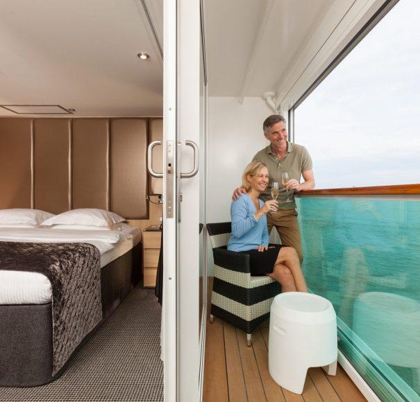Scenic Balcony Suite