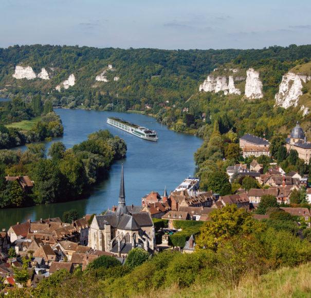 Scenic Gem Les Andelys - Paris River Cruise