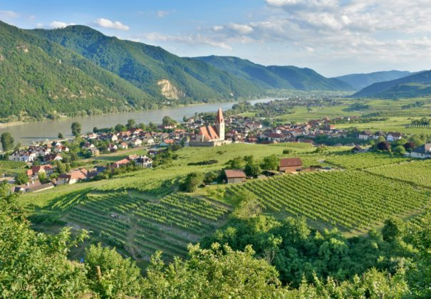 Day 4 - Cruising the Wachau Valley, Spitz