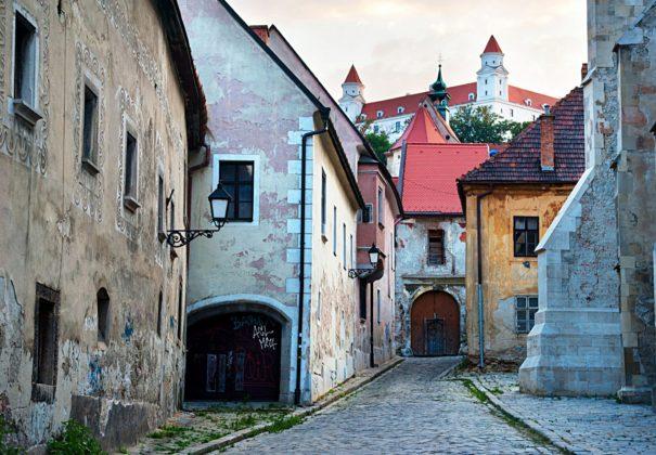 Day 3 - Bratislava, Slovakia - Vienna, Austria