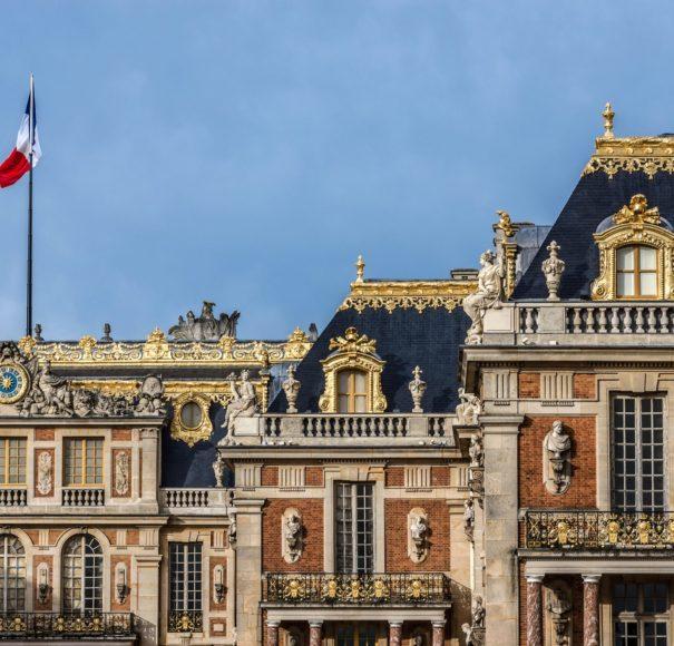 Seine - Versailles-Palace