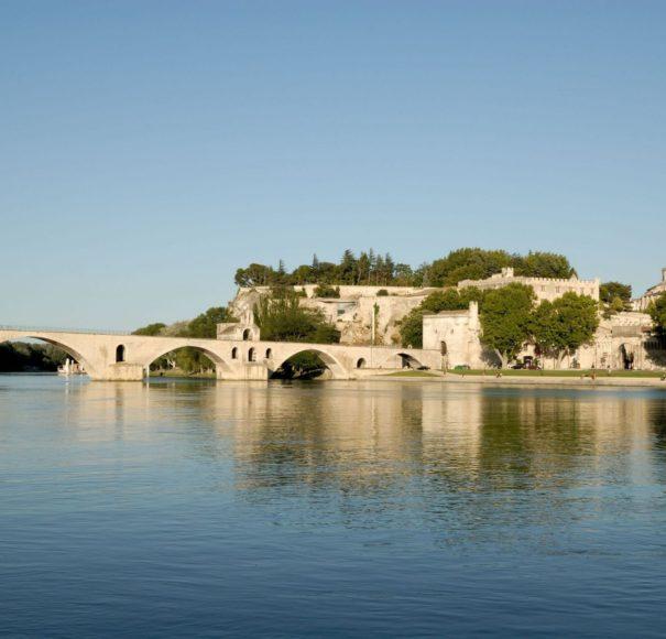 Rhone - Avignon