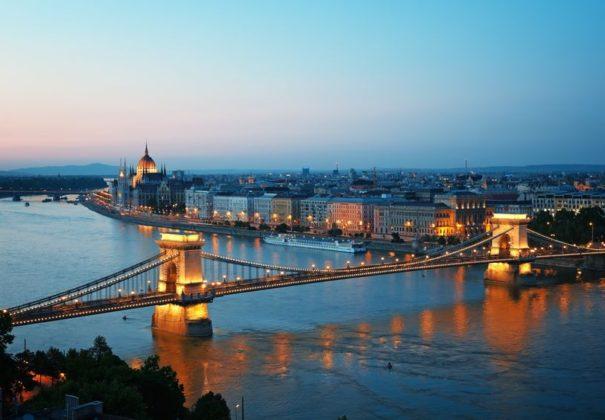 Day 2 - Budapest, Hungary