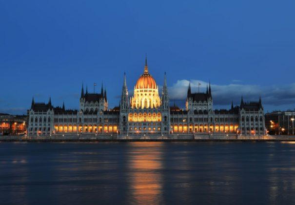 Day 2 - Budapest