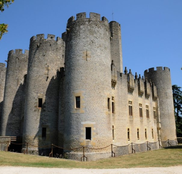 Bordeaux - castle-of-Roquetaillade-in-GirondeLowRes