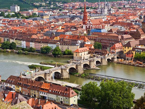 European River Cruise - Germany Wurzberg