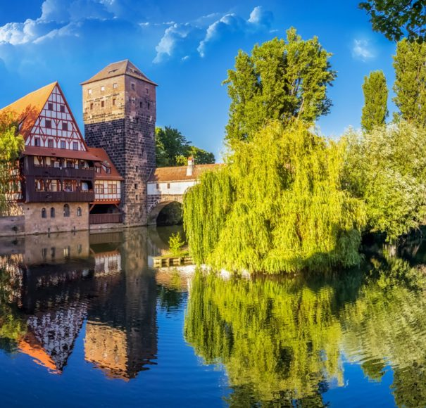 Titan Travel historic-old-town-of-Nuremberg