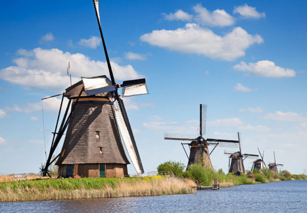 Day 5 -  Kinderdijk, The Netherlands