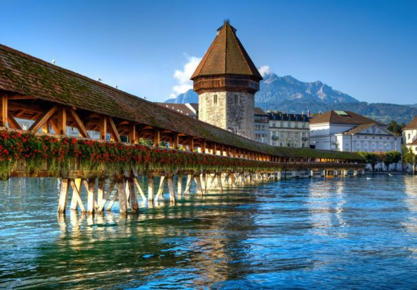 2 nights Lucerne & 2 nights Zurich