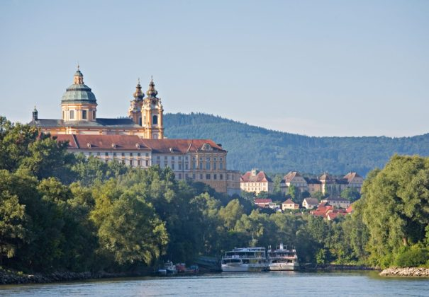 Day 13 - Cruising the Wachau Valley, Spitz (Spitz or Melk)
