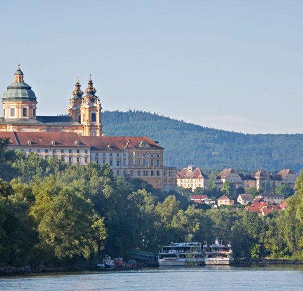 River Cruses in Europe Benedictine Monastery, Melk