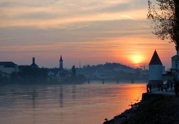 Day 4 - Passau - Linz, Austria