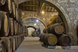 Douro - port barrels