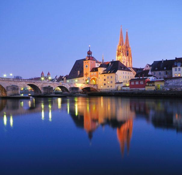 Danube Regensburg