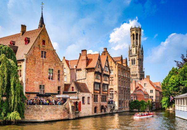 Day 5 - Antwerp, Bruges