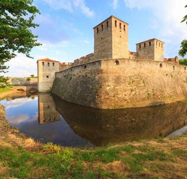 River Cruises Danube Baba-Vida Medieval Castle in Vidin
