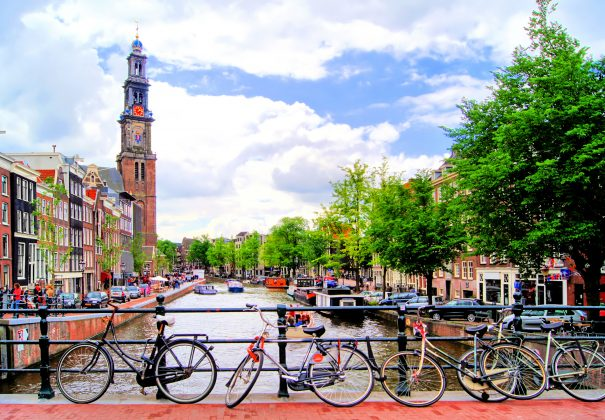 2 Nights stay in Amsterdam