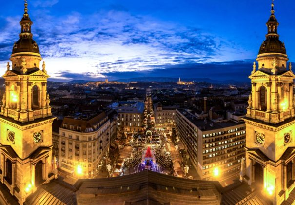 2 nights stay in Budapest