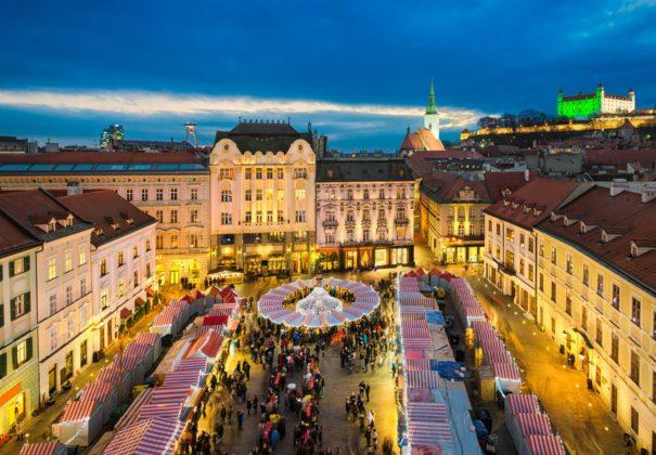 Day 3 - Bratislava