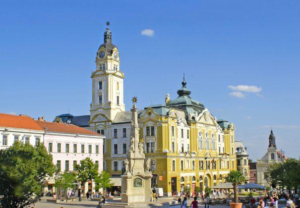 Day 2 - Mohács - Pécs