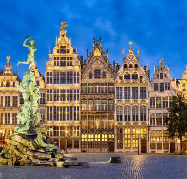 Dutch - Grote-Markt-in-Antwerp,-BelgiumLowRes