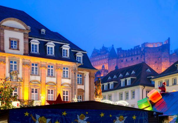 Day 4 -  Mannheim – Heidelberg