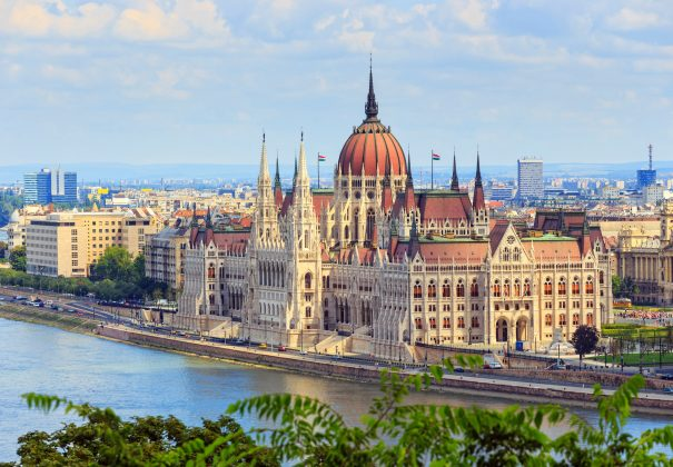2 nights pre cruise stay in Budapest