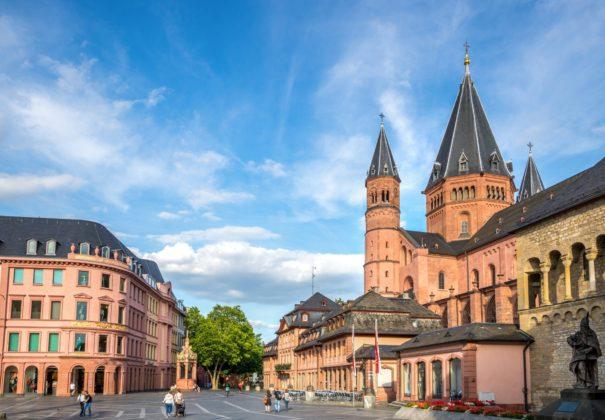 Day 7 -  Mainz - Lorelei Passage - Koblenz