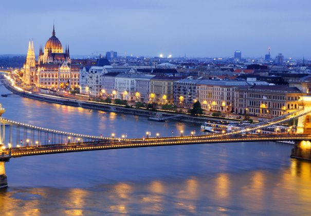 Day 11 - Budapest, Cruising the Danube River