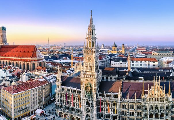 2 nights stay in Munich