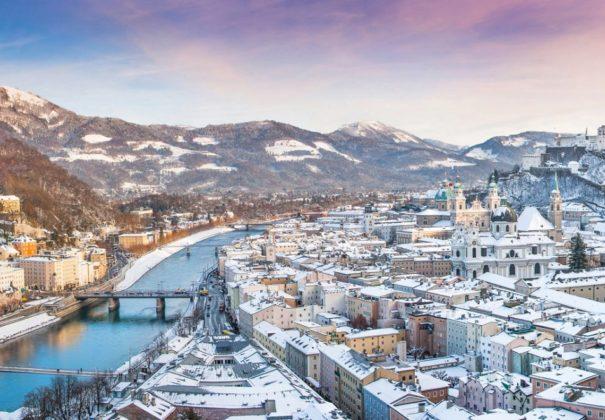Day 2 - Passau - Linz (Salzburg)