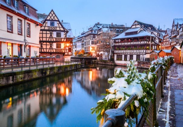 Day 3 (Christmas Eve) - Strasbourg, France